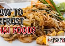 How To Defrost Thai Food?