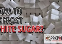 How to Defrost White Sugar?