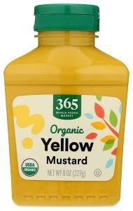 365 By Wfm Mustard Yellow Organic