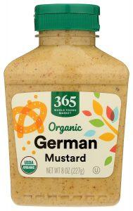 365 By Wfm Organic German Mustard