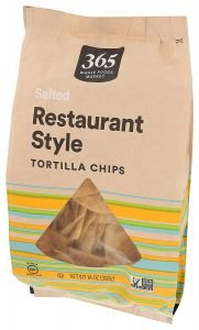365 By Wfm Tortilla Chips