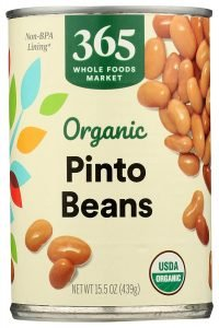 365 By Whole Foods Market, Organic Shelf Stable Pinto Beans