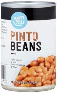 Amazon Brand Happy Belly Pinto Beans