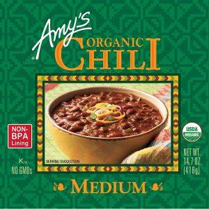 Amy's Organic Medium Chili