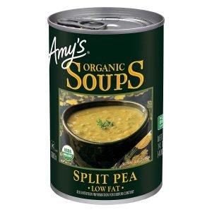 Amy's Vegan Split Pea Soup