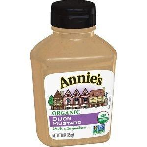 Annie's Organic Dijon Mustard