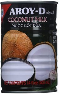 Aroy D Canned Coconut Milk