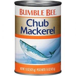 Bumble Bee Chub Mackerel