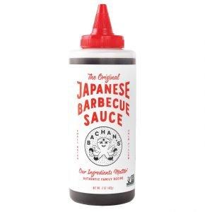 Bachan's Original Japanese Barbecue Sauce