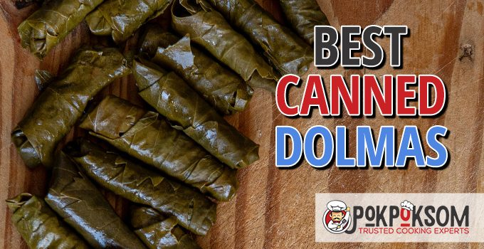 Best Canned Dolmas