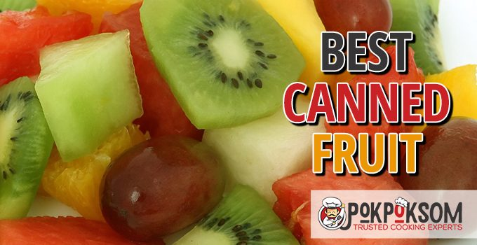 Best Canned Fruit