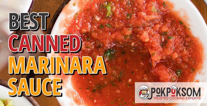 Best Canned Marinara Sauce