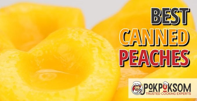 Best Canned Peaches