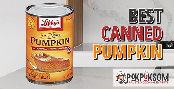 Best Canned Pumpkin