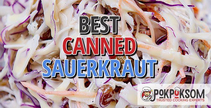 Best Canned Sauerkraut