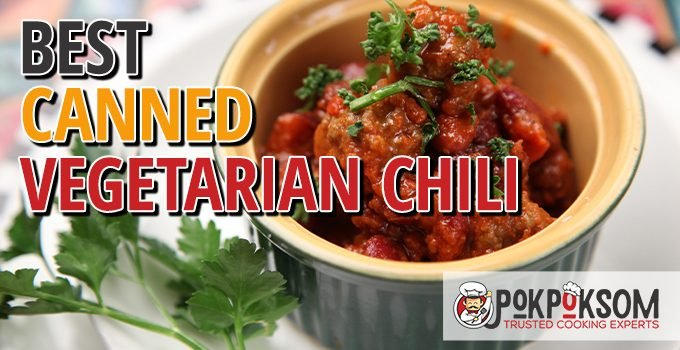 Best Canned Vegetarian Chili