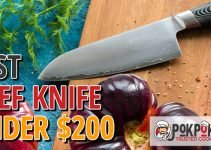 5 Best Chef Knives Under $200 (Reviews Updated 2021)