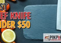 5 Best Chef Knives Under $50 (Reviews Updated 2021)
