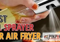 5 Best Oil Sprayers for Air Fryers (Reviews Updated 2021)