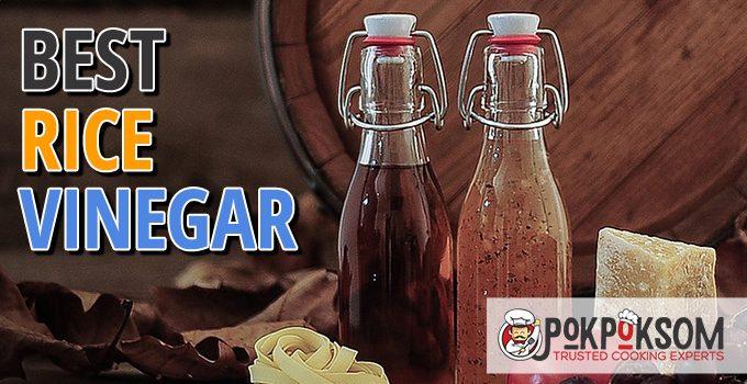 Best Rice Vinegar