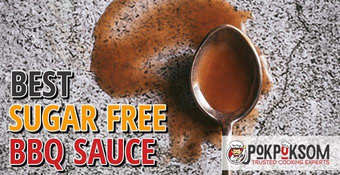 Best Sugar Free Bbq Sauce