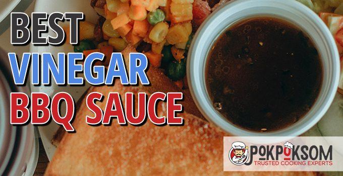 Best Vinegar Bbq Sauce