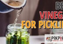 5 Best Vinegars for Pickling (Reviews Updated 2021)