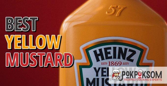 Best Yellow Mustard