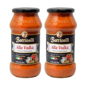 Botticelli Alla Vodka Premium Italian Pasta Sauce