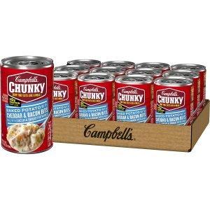 Campbell Chunky Baked Potato Soup