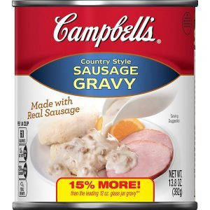 Campbell's Canned Gravy