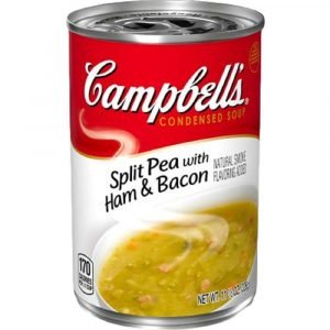 Campbell's Condensed Split Pea, Ham, And Bacon Soup