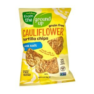 Cauliflower Sea Salt Tortilla Chips