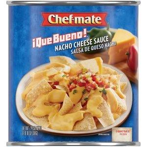 Chef Mate Que Bueno Nacho Cheese Sauce