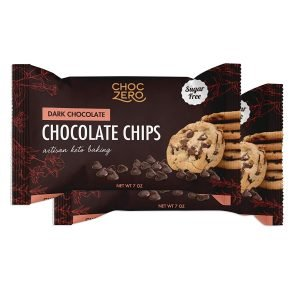 Choczero Dark Chocolate Chips