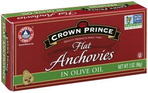 Crown Prince Flat Anchovies