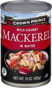 Crown Prince Mackerel