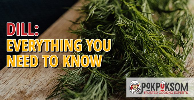 Dill Everything You Need To Know