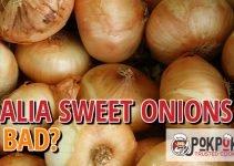Do Vidalia Sweet Onions Go Bad?