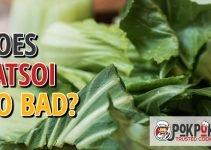Does Tatsoi Go Bad?