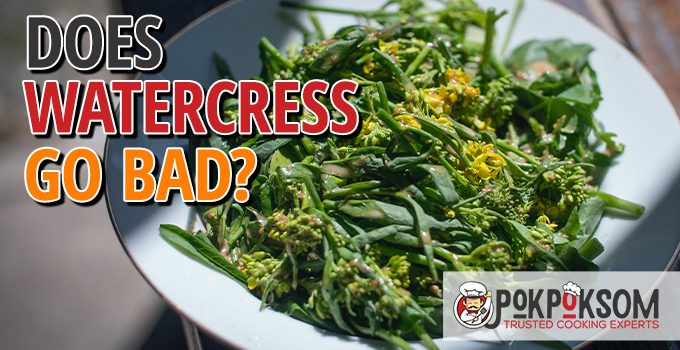 Does Watercress Go Bad