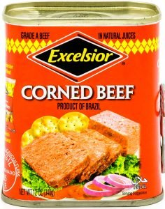 Excelsior Canned Corned Beef