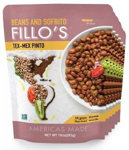 Fillo's Tex Mex Pinto Beans
