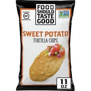 Fstg, Sweet Potato Tortilla Chips