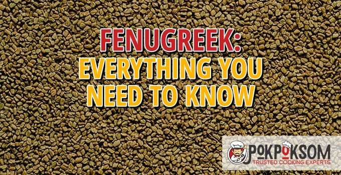 Fenugreek Everything You Need To Know