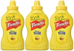 French's Squeeze Bottle Classic Yellow Mustard