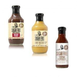 G Hughes Sauce Bundle Sugar Free Hickory Sauce