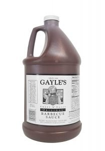 Gayle's Sweet N Sassy Original Bbq Sauce