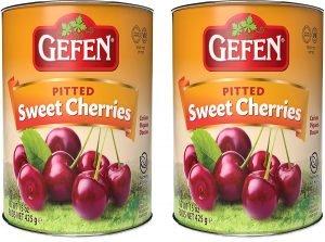 Gefen Sweet Pitted Dark Cherries