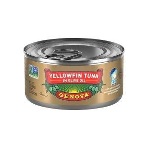 Genova Premium Yellowfin Tuna In Olive Oil